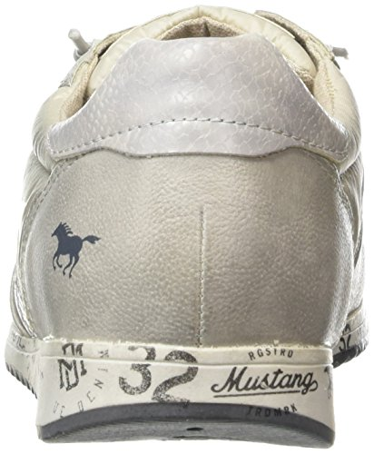Mustang1226-401 - Zapatillas deportivas, Mujer, Gris (22 Hell Grau), 42