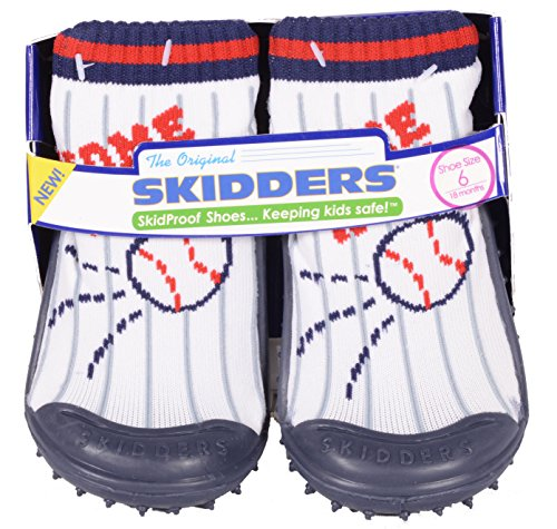SKIDDERS Baby Toddler Boy Shoes Style #XY3423 Blue