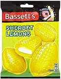 Bassetts Sherbet Lemons Bag 192 g (Pack of 6)