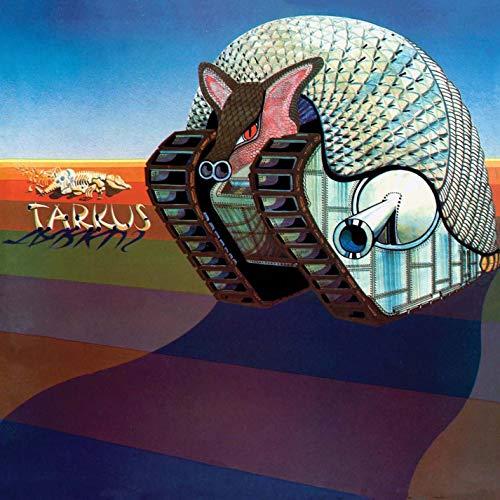 Emerson, Lake And Palmer - Tarkus [Disco de Vinil]