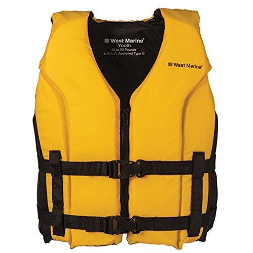 人気激安 West Marine Cruiser Lifeジャケット、子供50