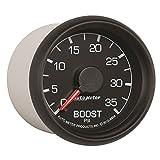 """Auto Meter 8404 2-1/16"""" 0-35 PSI Boost Gauge"""
