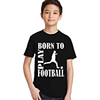 Melcom Cotton Born to Play t Shirts for Boys