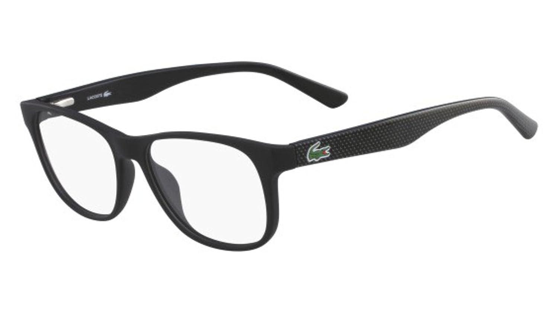 cbd8543a6852 Eyeglasses LACOSTE L 2743 004 BLACK MATTE  Amazon.ca  Clothing   Accessories