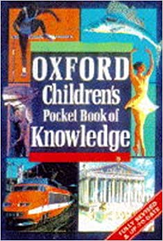 Oxford Children's Pocket Book of Knowledge