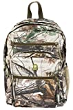 Official Realtree AP Real Tree Camouflage Camo Trim Extra Wide Backpack Bag