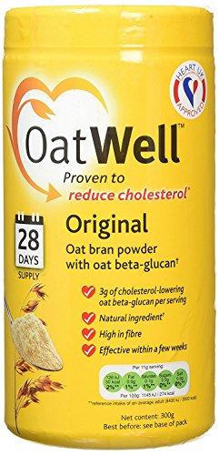 Powder Grams 300 Original (OatWell - Original Oat Bran Powder - 300g)