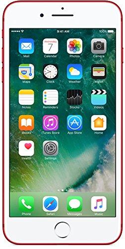 Apple iPhone 7 Plus  Red, 128 GB