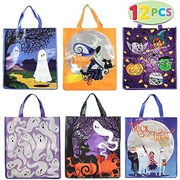 Amazon.com: Tatuo - Bolsas de caramelos para Halloween ...