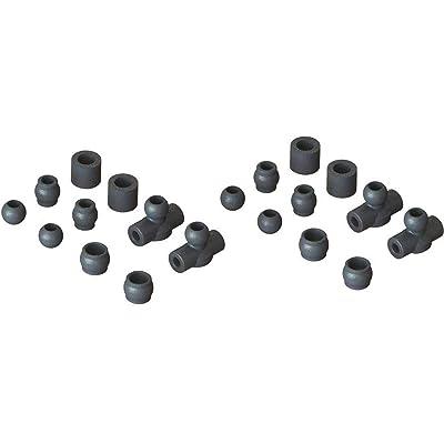 ARRMA Composite Ball Set 6S, ARAC3029: Toys & Games