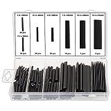 Ansen Tools AN 237 Heat Shrink Wire Wrap Sleeve Assortment, 127 Piece