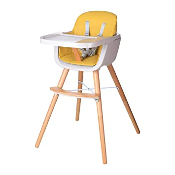Amazon Com Foho Baby High Chair Perfect 3 In 1 Convertible
