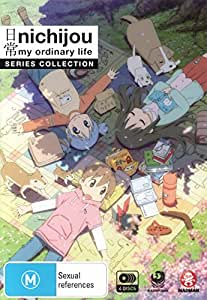 Nichijou - My Ordinary Life Series Collection [Subtitled Edition] (DVD)