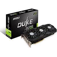 MSI GeForce GTX 1080 DirectX 12 GTX 8GB 256-Bit Support Video Cards