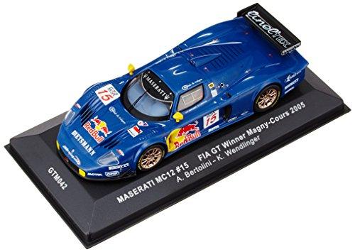 1/43 マセラッティ MC12 05 FIA・GTマニクール A.ベルトリーニ/K.ウェンドリンカ GTM042