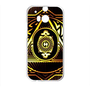 Rock Band Grateful Dead Style Cell Phone Case for HTC One M8