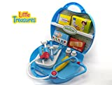 Best Little Treasures 3 Year Old Boy Gifts - Little Treasures Dr Pretend Medical Toy Kit – Review