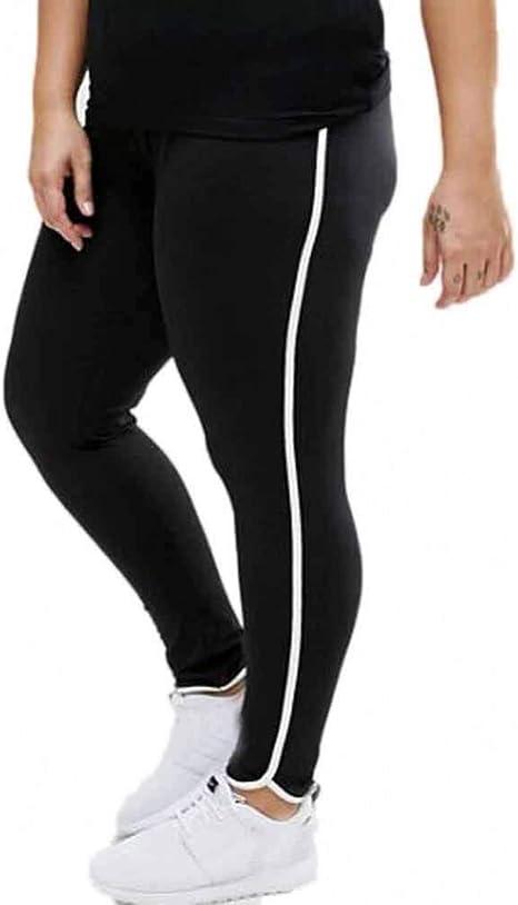 Gdrfhjz Pantalones De Yoga Nuevos Leggings Deportivos Mujeres Tallas Grandes Leggings Elasticos Bloque De Malla Empalmes Pantalones Deportivos Pantalones Deportivos Mallas Deporte Mujer Amazon Es Deportes Y Aire Libre