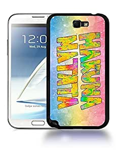 Hipster Infinity of Love Colorful Hakuna Matata Phone Case Cover Designs for Samsung Galaxy Note 2