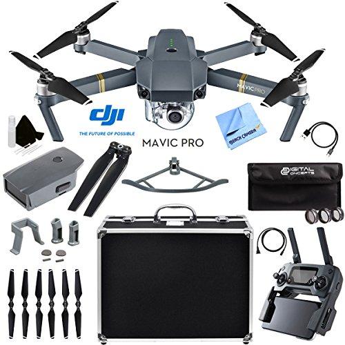 DJI Mavic Pro Quadcopter Drone with 4K Camera and Wi-Fi Ultra Kit