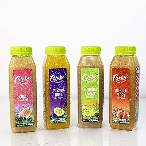 Caribe Juice Starfruit Limeade 12 Pack ($3.99/bottle ...
