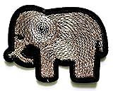 Nipitshop Patches Elephant Gray Elephant Forest