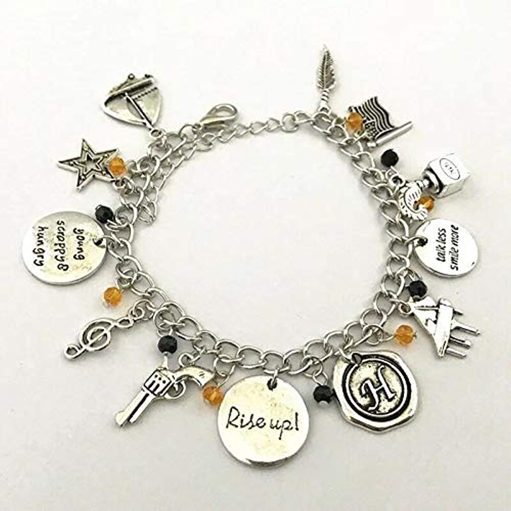 Musical Jewelry Rise Up Bracelet