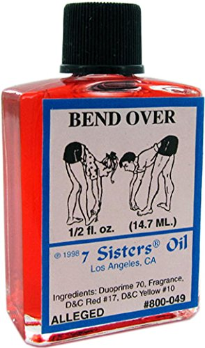 7 Sisters Bend Over Oil 1/2 fl. oz.