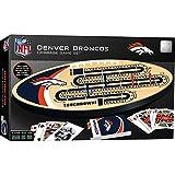 MasterPieces NFL Denver Broncos Cribbage Game Set