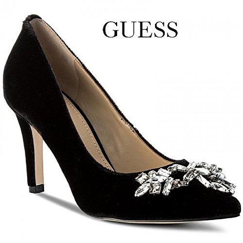 Chaussures Femme Guess Art Fleld3 Fab08 Noir Couleur Photo Taille De Votre Choix (38, Noir)