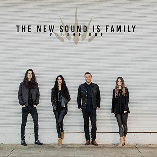 The New Sound Is Family - The New Sound Is Family, Vol. 1 (2018)