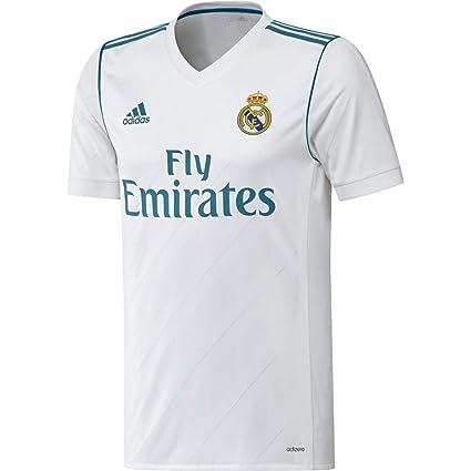12f21d44f Amazon.com   adidas 2017-2018 Real Madrid AdiZero Home Football ...