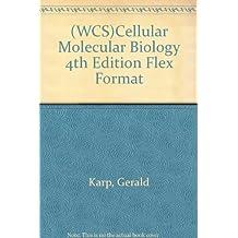 Wcscellular Molecular Biology 4th Edition Flex Format