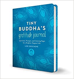 741a42b6ae Tiny Buddha's Gratitude Journal: Questions, Prompts, and Coloring ...
