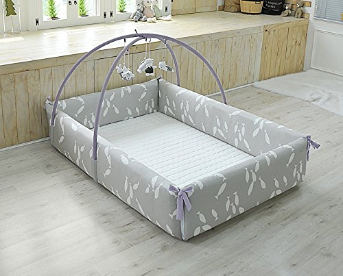 korean bed bumper - 5