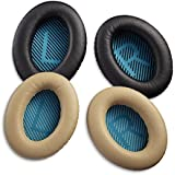 Replacement Ear Pads Cushions for Bose QuietComfort 2 (QC2) QuietComfort 15 (QC15) QuietComfort 25 (QC25) SoundLink AE2…