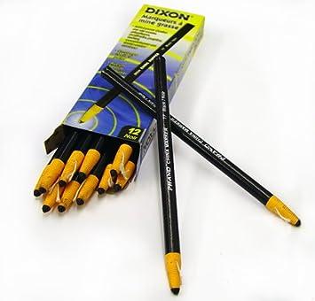 12-Pack Black Dixon 00077 China Markers