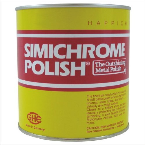 Simichrome Metal Polish, 1000 Gram