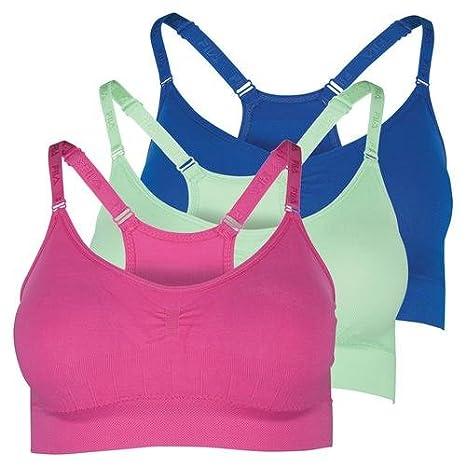 220fd1fe70 Amazon.com  Fila Women s Seamless Camisole Bra  Clothing