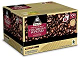 Daily Chef Best Deals - Colombian Supremo Coffee, Single Serve Pods (100 Count)