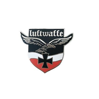 Gudeke Germany Iron Cross Medal World War II German Empire Eagle Emblem  With Safety-Pin Arm-Badge Souvenir Medal