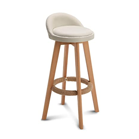 Super Amazon Com Jhome Barstools Wooden Bar High Stools Dinette Gmtry Best Dining Table And Chair Ideas Images Gmtryco
