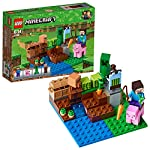 LEGO UK - 21138 Minecraft The Melon Farm Building Toy