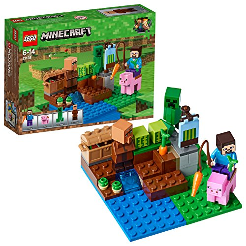 LEGO Minecraft - The Melon Farm