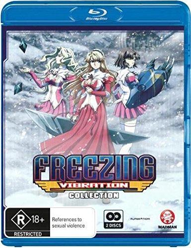 freezing vibration anime - 9