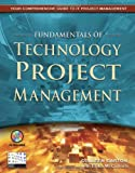 Fundamentals of Technology Project Management, Colleen Garton, Erika McCulloch, 1583470530