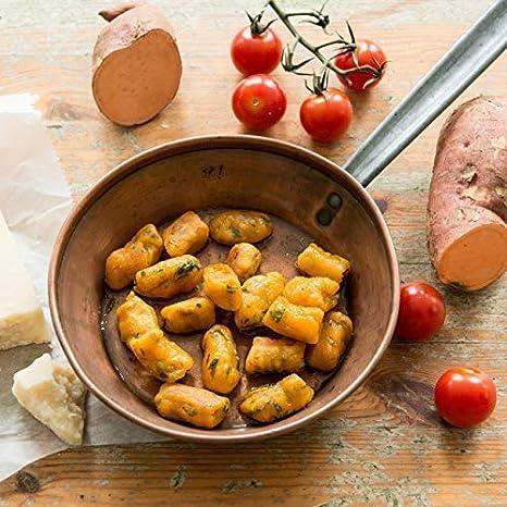 nu3 Harina de batata natural | 500g de patata dulce molida | Ideal para dietas veganas | Rica en fibra y baja en grasa | Origen 100% fresco | Alternativa ...