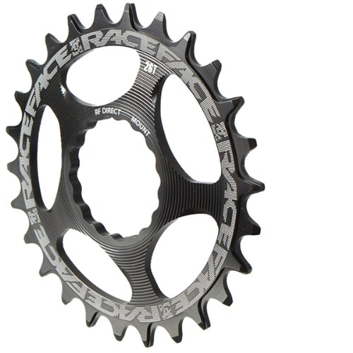 - RaceFace Direct Mount Single Chainring, 30T