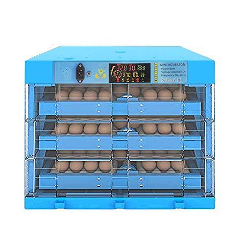 Eier Inkubator Und Hatcher 192 Eier Gro/ß Inkubatoren Zum Schraffur Eier Digital Automatisch Wenden Gefl/ügel H/ähnchen Ente Taube Wachtel
