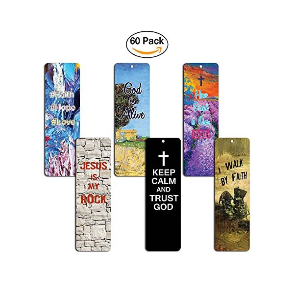 Favorite-Bible-Verses-Bookmarks-60-Pack-Reassuring-us-with-Gods-message-of-Love-and-Hope-Prayer-Cards-Religious-Christian-Gift-to-Encourage-Men-Women-Teens-Boys-Girls-Kids